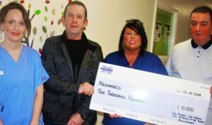 Read more about the article Kind-Hearted Paul Gives Premature And Sick Baby Charity A £10,000 Boost