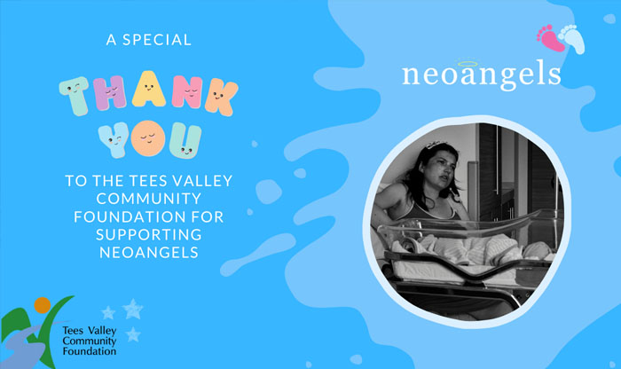 You are currently viewing Thank You To The Tees Valley Community Foundation
